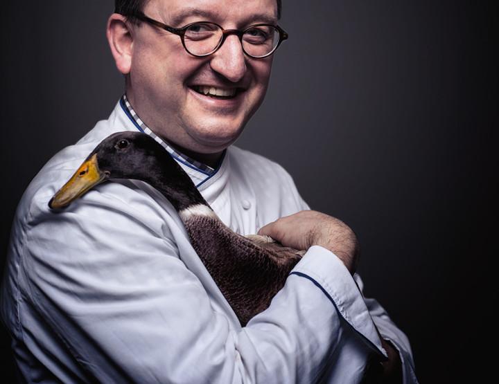 Portrait eines Chefkochs – Tillmann Hahn