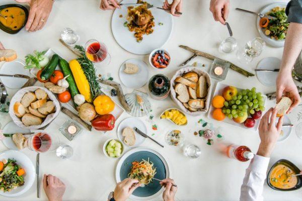Gourmet-Tage-2017_Tischaufnahme © Friederike Hegner