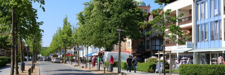 Strandstraße © Tourismus GmbH