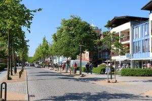 Einkaufserlebnis Strandstraße