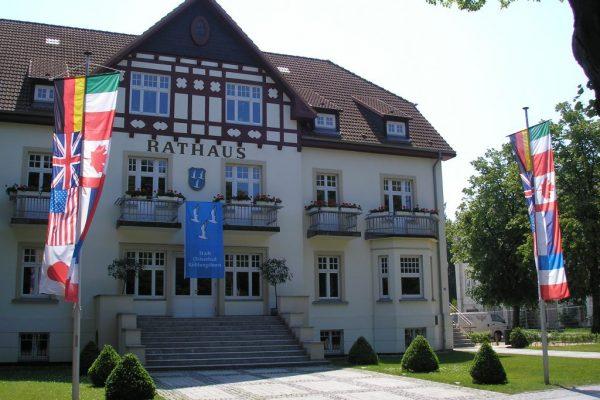 Rathaus Kühlungsborn © Tourismus GmbH