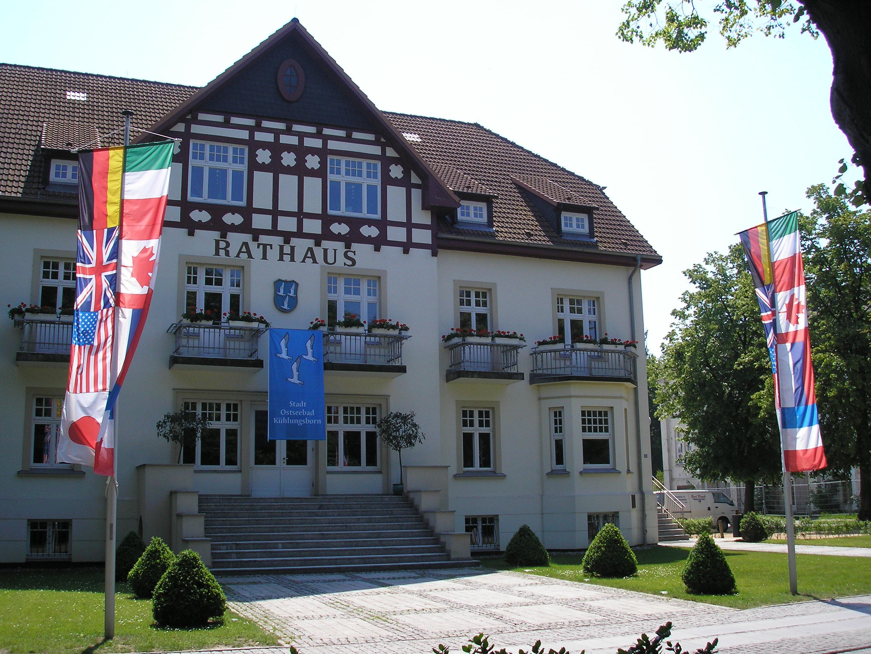 Bürgermeister Rainer Karl verabschiedet sich in den Ruhestand