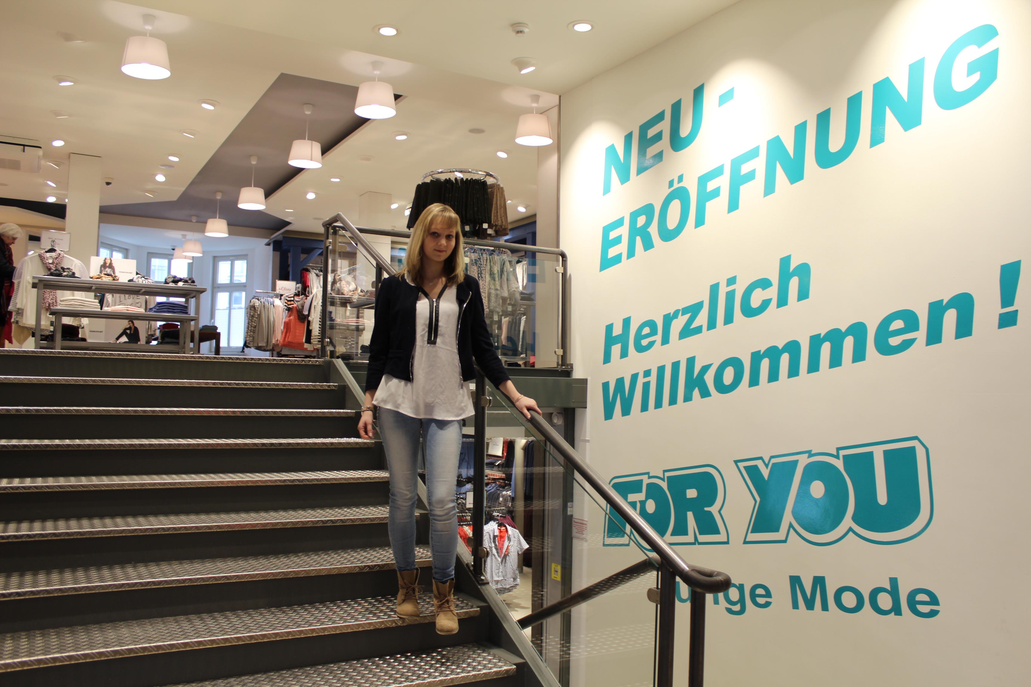 """Alte """"Wilhelmine"""" wird Geschäft für Junge und Junggebliebene"""