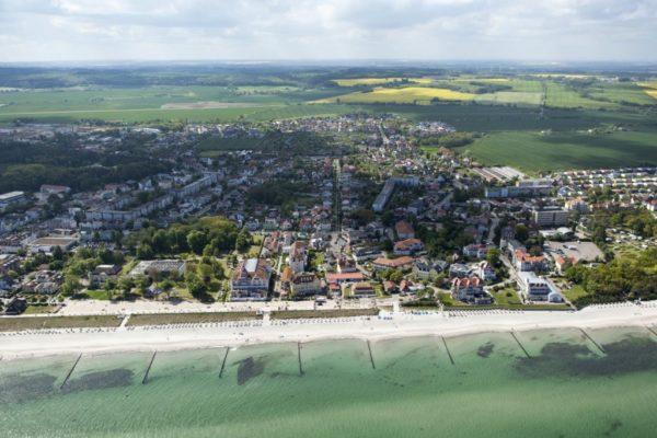 Luftaufnahme © Tourismus GmbH