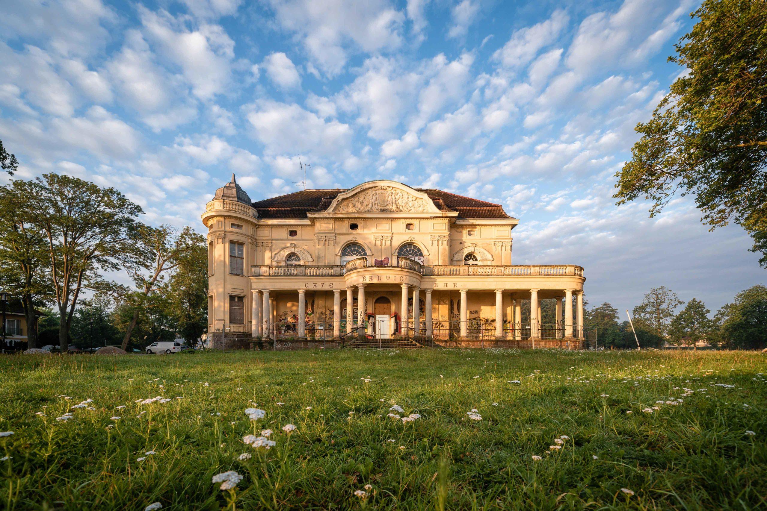 Die Villa Baltic
