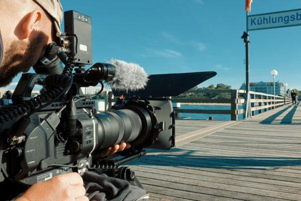 Videodreh An guten Tagen © Tourismus GmbH